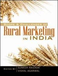 9788174468420: Scope & Challenges of Rural Marketing in India