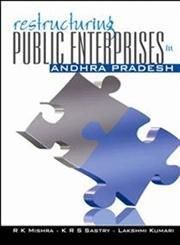 Restructuring Public Enterprises in Andhra Pradesh: K R S Sastry,Lakshmi Kumari,R K Mishra