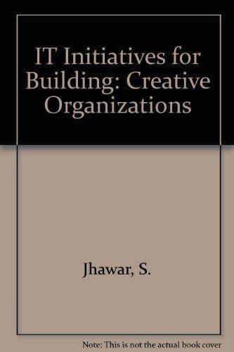 IT Initiatives for Building Creative Organizations: Suyash Jhawar, Yogeshwari Phatak, Raj Kishore ...