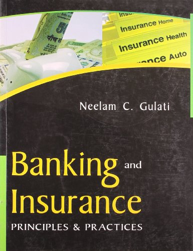 9788174469038: Banking and Insurance: Principles & Practices