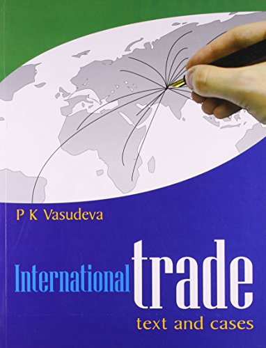 9788174469311: International Trade: Text and Cases