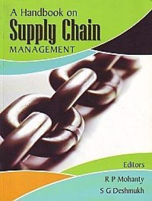 9788174469816: A Handbook on Supply Chain Management