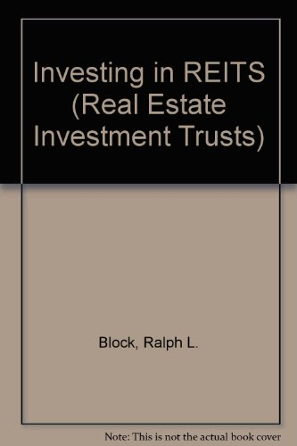 9788174731012: Investing in REITS (Real Estate Investment Trusts)