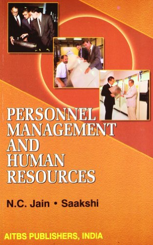 9788174732828: Personnel Management And Human Resources