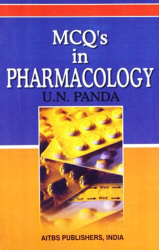 9788174733146: MCQ's in Pharmacology