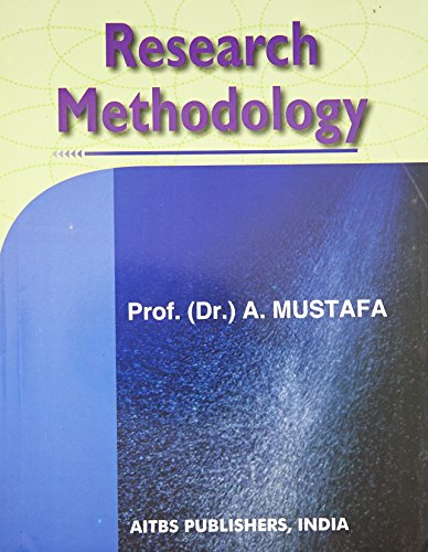 9788174734495: Research Methodology