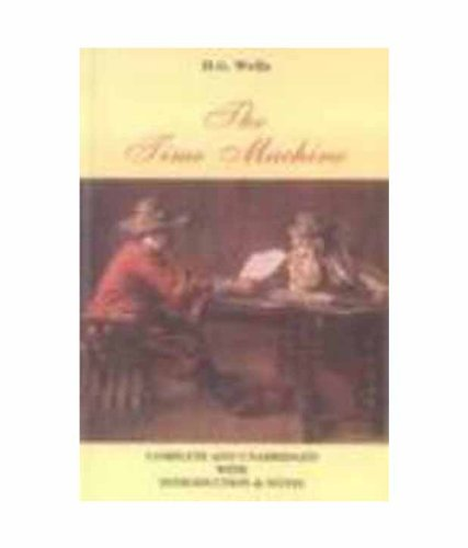 9788174760258: The Time Machine (UBSPD's World Classics)