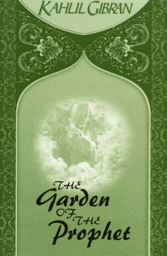 9788174760609: The Garden of the Prophet