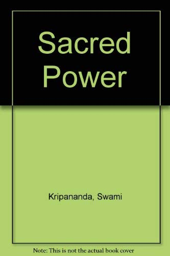 9788174761521: Sacred Power