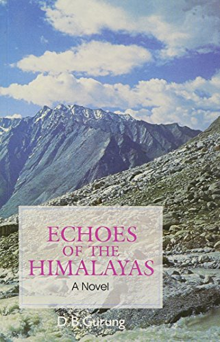9788174762825: Echoes of the Himalayas