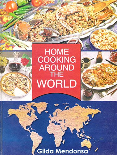 9788174763433: Home Cooking Around the World
