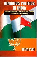 Hindutva Politics In India: Genesis, Political Strategies: Geeta Puri