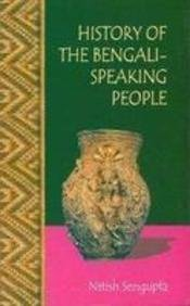 9788174766090: History of the Bengali-Speaking People