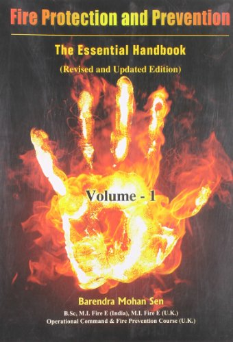 9788174767509: Fire Protection and Prevention: The Essential Handbook Volume 1