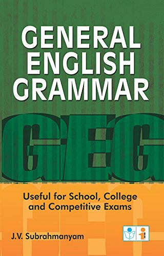 9788174781482: General English Grammar: Useful for All Competitive Exams