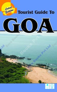 Tourist Guide to Goa (8174782079) by Sura Books