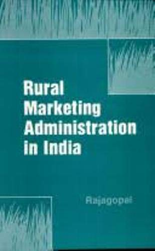 Rural Marketing Administration in India