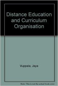 Distance Education and Curriculum Organisation: Implications for Language Teaching