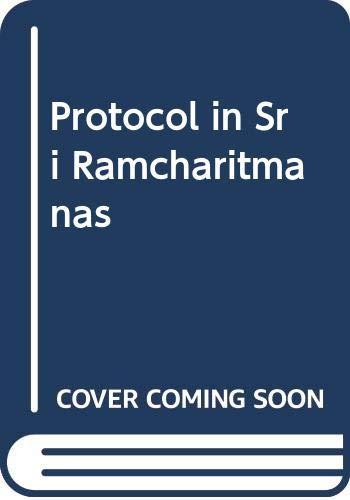 Protocol in Sri Ramcharitmanas: Aggarwal, Devi Dayal