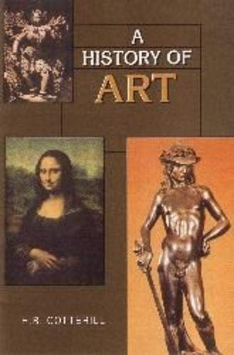 9788174790279: A History of Art