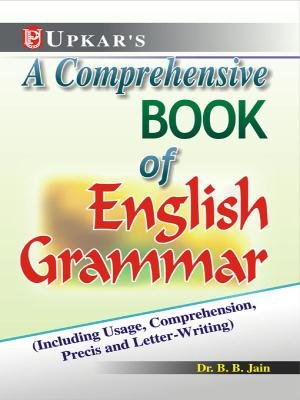 9788174820723: A Comprehensive Book on English Grammer