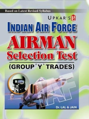 Indian Air Force Airman Selection Test (Group: Dr Lal &