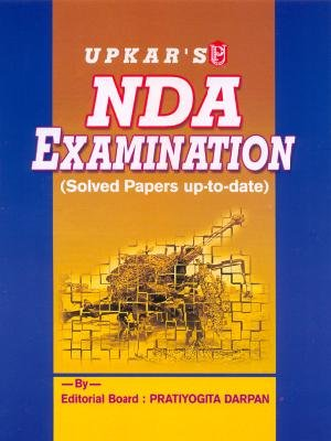 9788174822291: N.D.A. Solved Papers