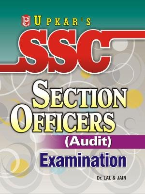 9788174822727: S.S.C. Section Officers Exam. (Audit)