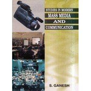 9788174871718: Studies in Modern Mass Media and Communications