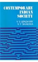 Contemporary Indian Society: V.P. Sharma,V.S. Upadhyay
