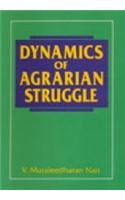 Dynamics of Agrarian Struggle: Nair V. Muraleedharan