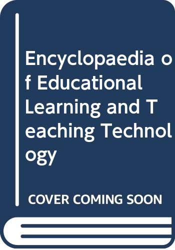 9788174884855: Encyclopaedia of Educational Learning and Teaching Technology