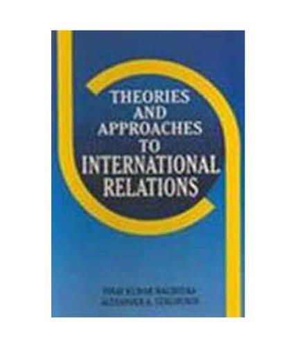 THEORIES & APP.TO INTER/REL-Paperback: V.K.MALHOTRA