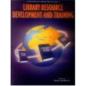 Library Resource Development and Training: Meher Contracter (ed.)