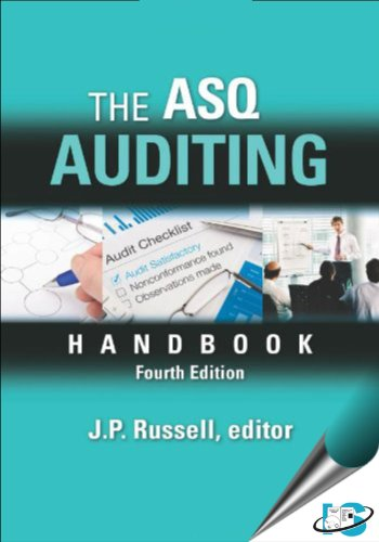 9788174890276: The ASQ Auditing Handbook, 4th Edition