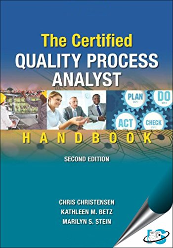 9788174890368: The Certified Quality Process Analyst Handbook, 2nd Edition