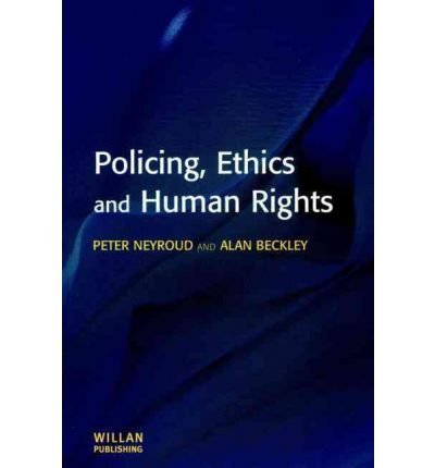 9788175040359: Policing, Ethics and Human Rights