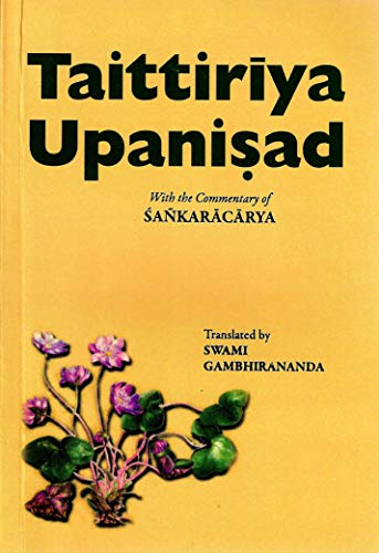 9788175050242: Taittiriya Upanishad