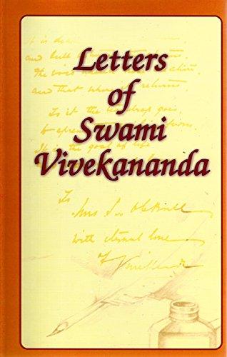 Letters of Swami Vivekananda: Swami Tapasyananda