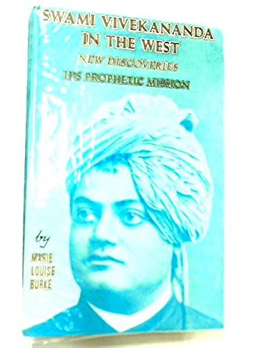9788175050822: Swami Vivekananda in the West: New Discoveries (Volumes 1-6 complete)