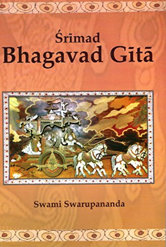 9788175050969: Srimad Bhagavad Gita: With Text, Word-for-Word Translation English Rendering, Comments and Index