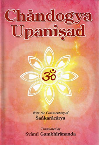 Chandogya Upanisad: With the Commentary of Sankaracarya
