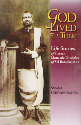 9788175051980: God Lived With Them: Life Stories Of Sixteen Monastic Disciples of Sri Ramakrishna