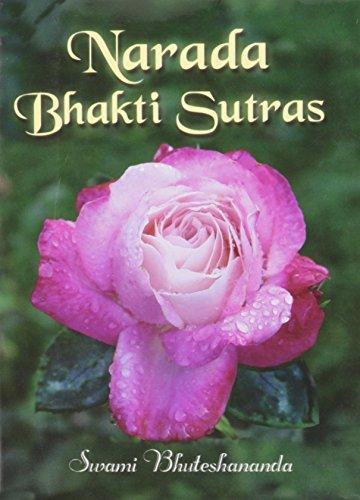 9788175051997: Narada Bhakti Sutras