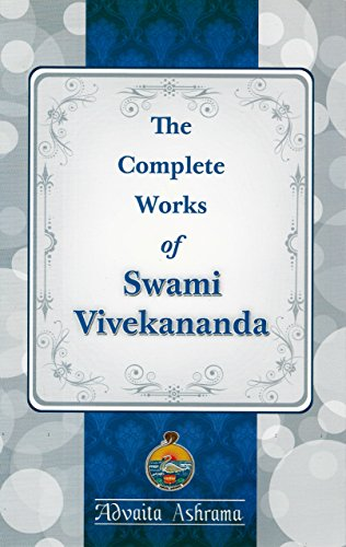 9788175053731: The Complete Works of Swami Vivekananda: Volume 1