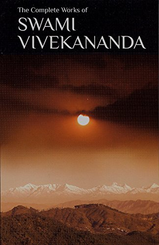 9788175054110: The Complete Works of Swami Vivekananda, 8-vol. set, pb