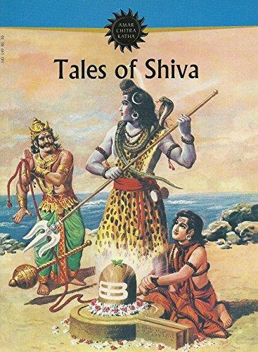 9788175080430: Tales of Shiva (Amar Chitra Katha)