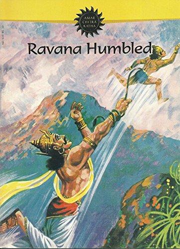 9788175081079: Ravana Humbled (Amar Chitra Katha)
