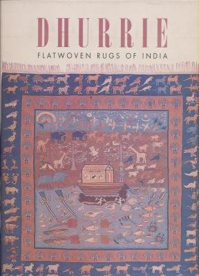 DHURRIE: Flatwoven Rugs of India