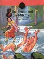 The Pandit and the Milkmaid (Amar Chitra Katha)